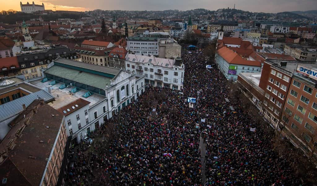 تعطیلات و جشنواره های اسلواکی