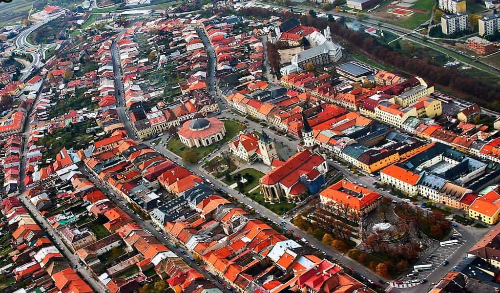 مناطق گردشگری اسلواکی