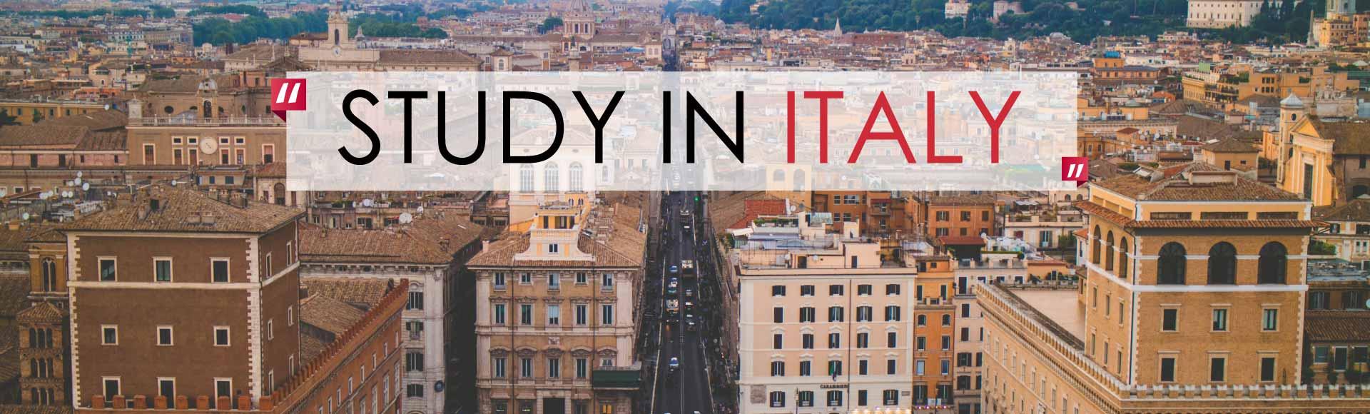 اقامت در ایتالیا از طریق تحصیل