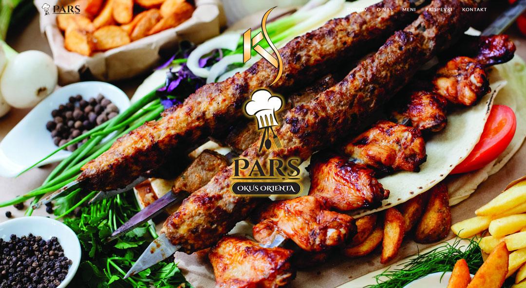 رستوران ایرانی در اسلوونی