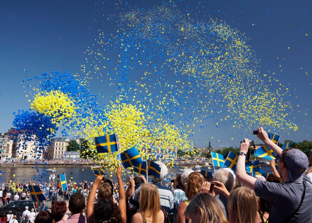 اخذ اقامت اروپا از کشور سوئد